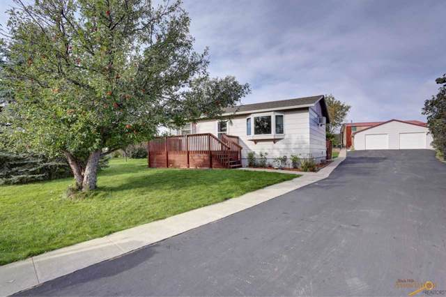 6712 Kimberly Dr, Black Hawk, SD 57718 (MLS #146286) :: Heidrich Real Estate Team