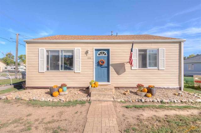 722 Taylor Ave, Rapid City, SD 57701 (MLS #146292) :: Dupont Real Estate Inc.