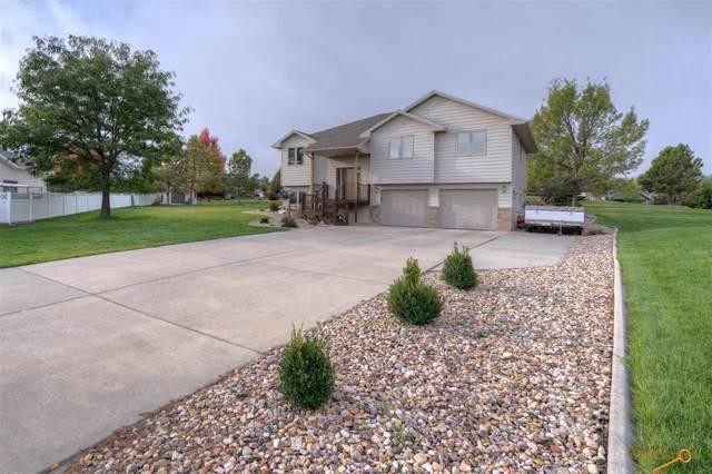 5427 Sweet Clover Cir, Rapid City, SD 57702 (MLS #146295) :: Dupont Real Estate Inc.
