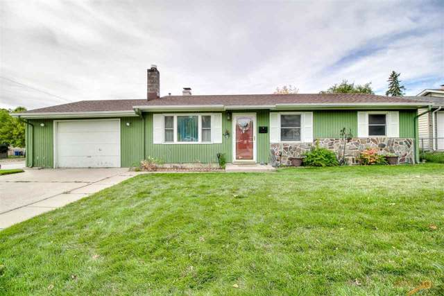 149 Fairmont Blvd, Rapid City, SD 57701 (MLS #146301) :: Dupont Real Estate Inc.