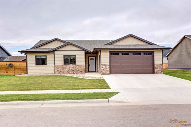 3111 Olive Grove Ct, Rapid City, SD 57703 (MLS #146315) :: Dupont Real Estate Inc.