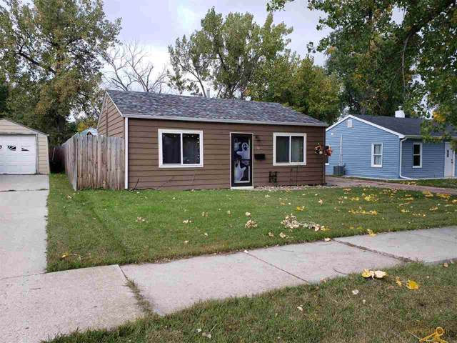 112 E St Anne, Rapid City, SD 57701 (MLS #146320) :: Dupont Real Estate Inc.