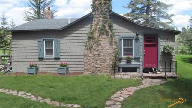 12490 Old Hill City Rd, Hill City, SD 57745 (MLS #146334) :: Heidrich Real Estate Team