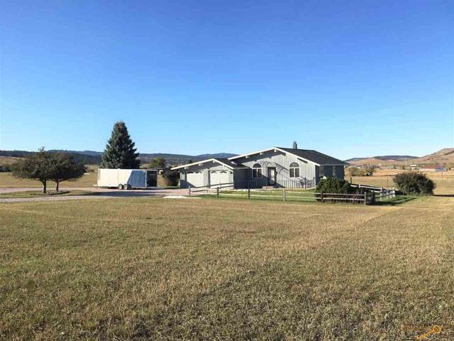 11222 Little Elk Creek Rd, Piedmont, SD 57769 (MLS #146336) :: Heidrich Real Estate Team