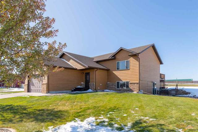 22753 Pickarts Lane, Box Elder, SD 57719 (MLS #146337) :: Heidrich Real Estate Team