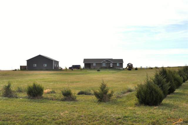 14147 Wagon Train Ln, Piedmont, SD 57769 (MLS #146338) :: Christians Team Real Estate, Inc.