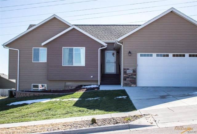 1117 Gladys St, Rapid City, SD 57701 (MLS #146348) :: VIP Properties