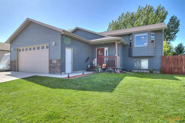 2577 Leola Ln, Rapid City, SD 57703 (MLS #146357) :: Heidrich Real Estate Team