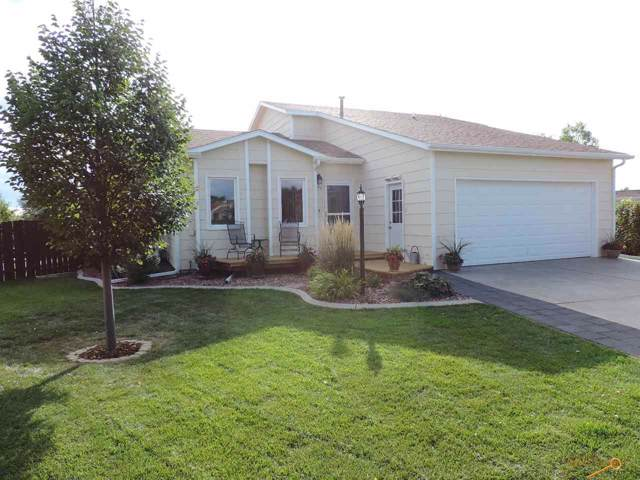 1605 Copperdale Ct, Rapid City, SD 57703 (MLS #146360) :: Dupont Real Estate Inc.