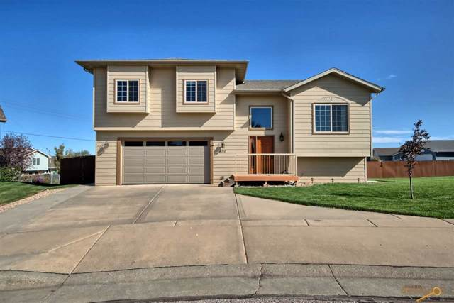 4316 Henry Ct, Rapid City, SD 57701 (MLS #146361) :: Heidrich Real Estate Team