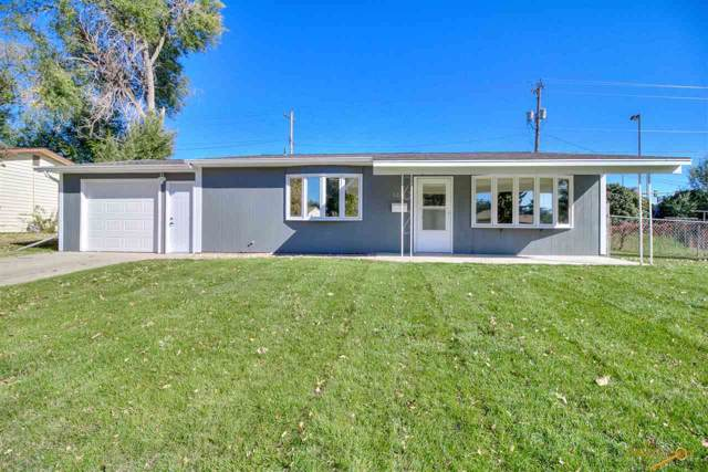 1206 Racine, Rapid City, SD 57701 (MLS #146362) :: Heidrich Real Estate Team