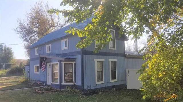 107 Weldon St. Other, Oral, SD 57766 (MLS #146366) :: Heidrich Real Estate Team