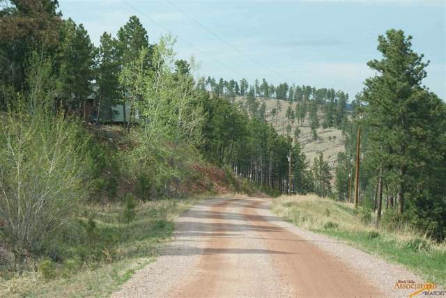 TBD Abe Pl, Keystone, SD 57751 (MLS #146370) :: Heidrich Real Estate Team