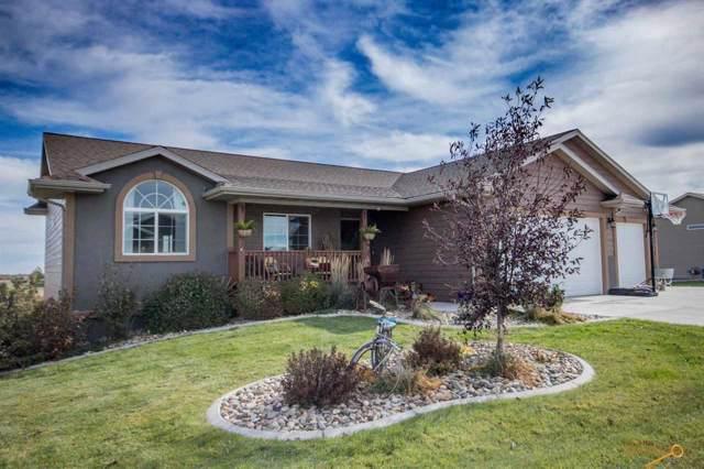 22730 Partridge Ln, Box Elder, SD 57719 (MLS #146371) :: Heidrich Real Estate Team