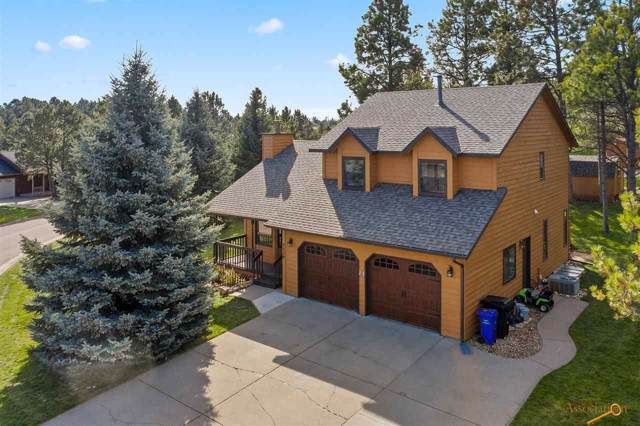 7550 Crossbill Cir, Rapid City, SD 57702 (MLS #146372) :: Heidrich Real Estate Team