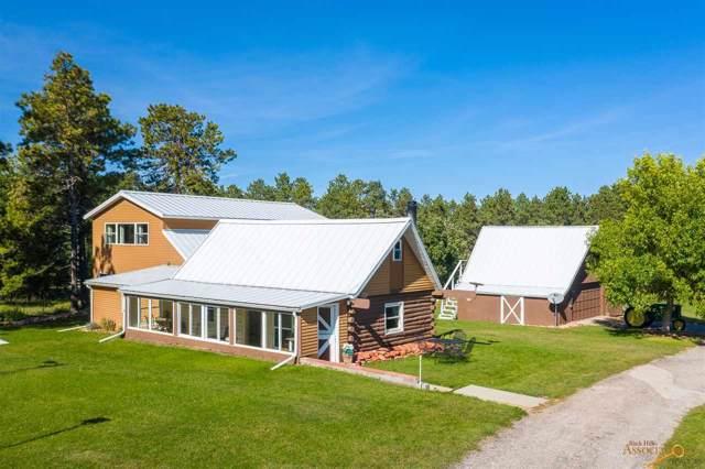 9300 S High Meadows Dr, Black Hawk, SD 57718 (MLS #146383) :: Heidrich Real Estate Team