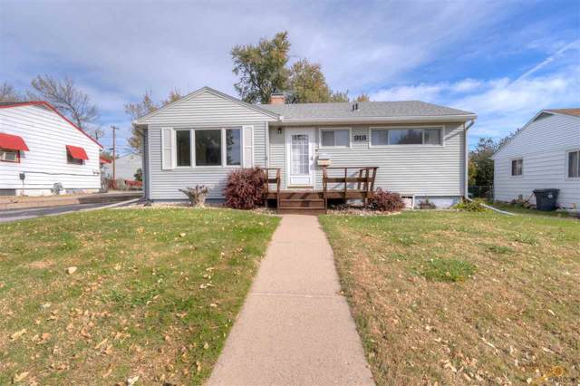 918 Joy Ave, Rapid City, SD 57701 (MLS #146404) :: Christians Team Real Estate, Inc.