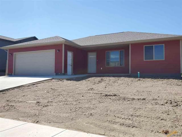 1239 Kodiak Drive, Box Elder, SD 57719 (MLS #146405) :: Dupont Real Estate Inc.
