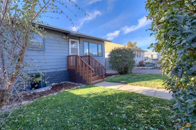 513 E Denver, Rapid City, SD 57701 (MLS #146406) :: Dupont Real Estate Inc.