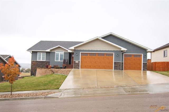 919 Summerfield Dr, Rapid City, SD 57703 (MLS #146410) :: Dupont Real Estate Inc.