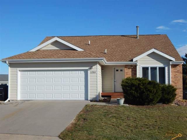 1264 Range View Cir, Rapid City, SD 57701 (MLS #146413) :: Dupont Real Estate Inc.