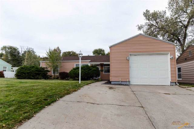 122 E St Charles, Rapid City, SD 57701 (MLS #146418) :: Dupont Real Estate Inc.