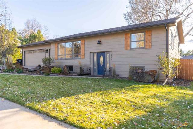 2713 Country Club Dr, Rapid City, SD 57702 (MLS #146437) :: Dupont Real Estate Inc.
