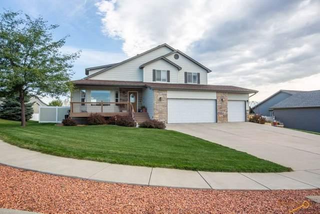 6814 Riviera Ct, Rapid City, SD 57702 (MLS #146440) :: Dupont Real Estate Inc.