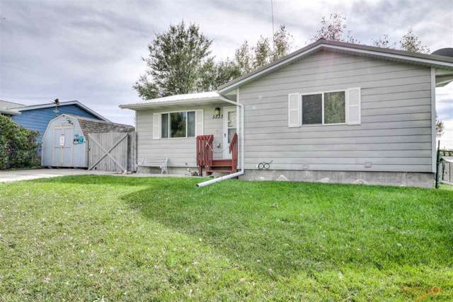 5533 Shaw Ct, Rapid City, SD 57703 (MLS #146448) :: Dupont Real Estate Inc.