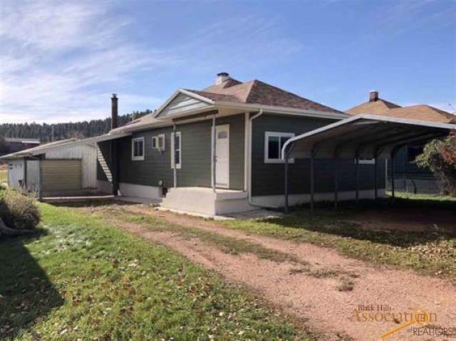 910 Mt Rushmore Rd, Custer, SD 57730 (MLS #146455) :: Christians Team Real Estate, Inc.