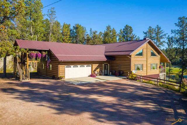 25226 Hwy 385, Custer, SD 57730 (MLS #146463) :: Christians Team Real Estate, Inc.