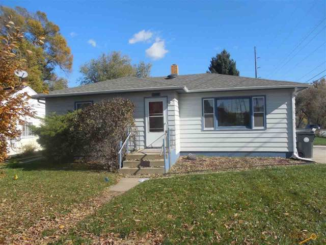 2040 2ND AVE, Rapid City, SD 57702 (MLS #146482) :: Dupont Real Estate Inc.