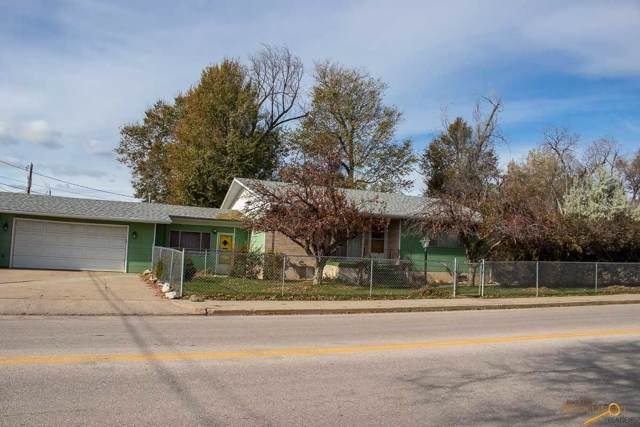 233 E Jackson, Rapid City, SD 57701 (MLS #146529) :: Dupont Real Estate Inc.