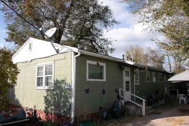 227 E Jackson, Rapid City, SD 57701 (MLS #146533) :: Dupont Real Estate Inc.