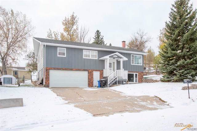 2709 Cameron Dr, Rapid City, SD 57702 (MLS #146536) :: Dupont Real Estate Inc.