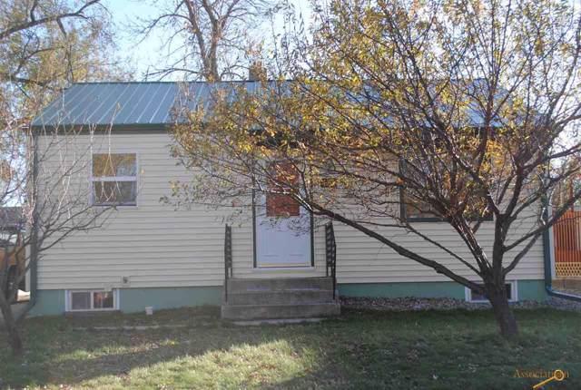 105 Grand Blvd, Rapid City, SD 57701 (MLS #146540) :: Dupont Real Estate Inc.