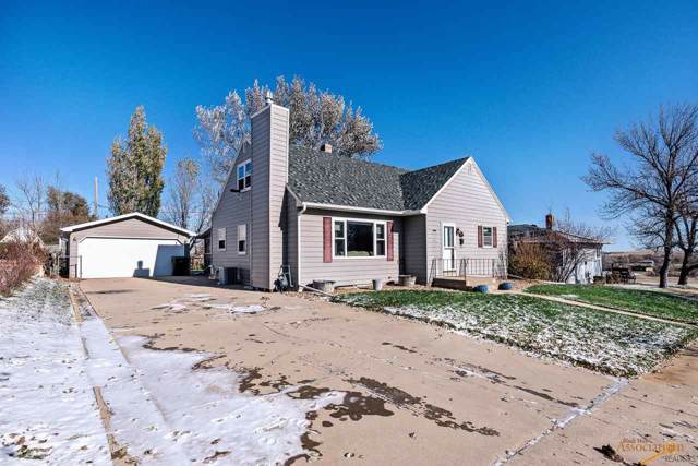 1207 Todd Dr, Belle Fourche, SD 57717 (MLS #146565) :: Christians Team Real Estate, Inc.