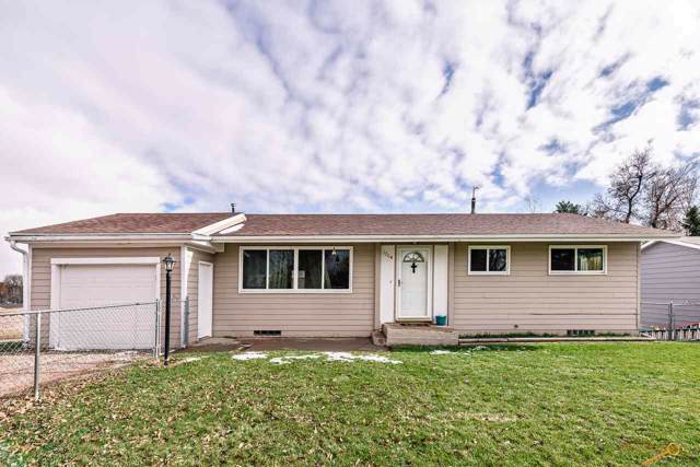 1704 3RD ST, Sturgis, SD 57785 (MLS #146572) :: Christians Team Real Estate, Inc.