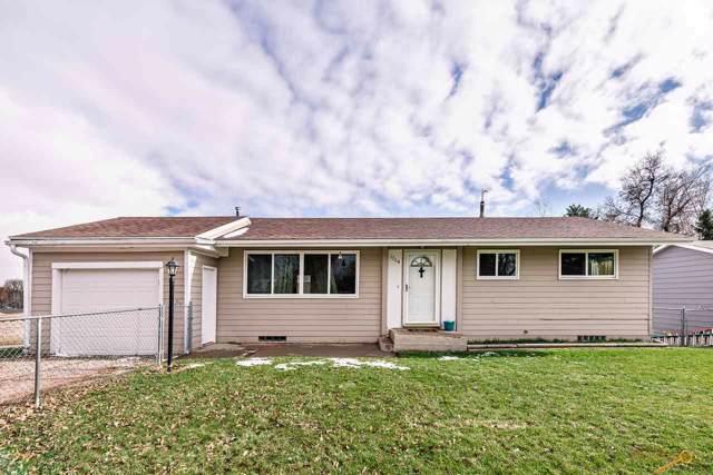 1704 3RD ST, Sturgis, SD 57785 (MLS #146572) :: Dupont Real Estate Inc.