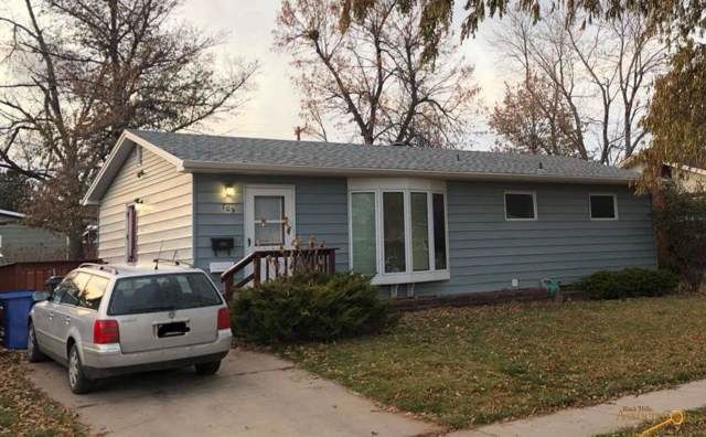 709 Bel Aire Dr, Rapid City, SD 57702 (MLS #146579) :: Christians Team Real Estate, Inc.