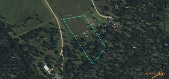 TBD Pass Creek Rd, Custer, SD 57730 (MLS #146608) :: Christians Team Real Estate, Inc.