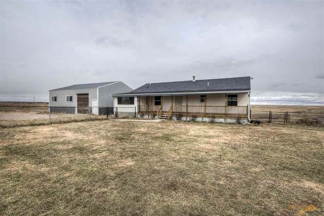 15012 Justice Rd, Box Elder, SD 57719 (MLS #146614) :: Dupont Real Estate Inc.