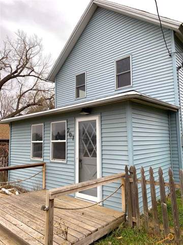 207 N Wood Ave, Philip, SD 57567 (MLS #146619) :: Christians Team Real Estate, Inc.
