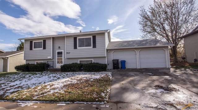 707 E Centennial, Rapid City, SD 57701 (MLS #146620) :: Dupont Real Estate Inc.