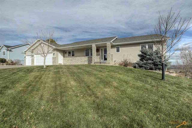 1116 Alta Vista Dr, Rapid City, SD 57701 (MLS #146631) :: Dupont Real Estate Inc.