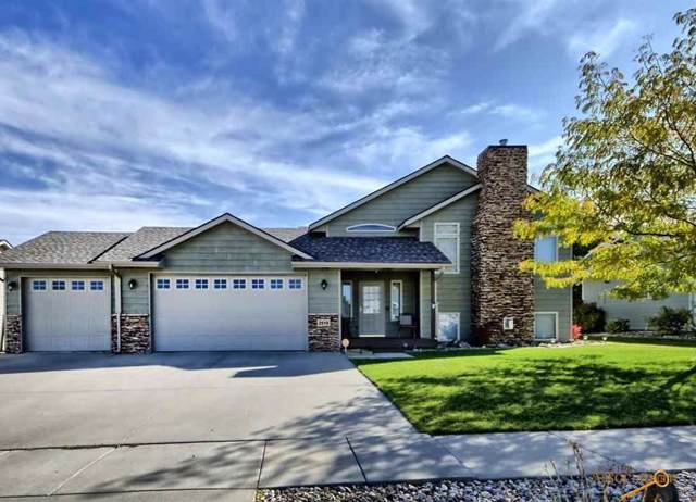2510 Merlot Dr, Rapid City, SD 57701 (MLS #146632) :: Dupont Real Estate Inc.