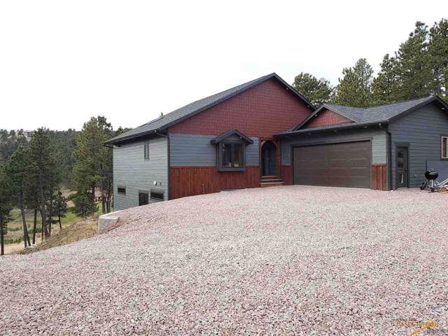 11532 High Valley Dr, Rapid City, SD 57702 (MLS #146655) :: Dupont Real Estate Inc.