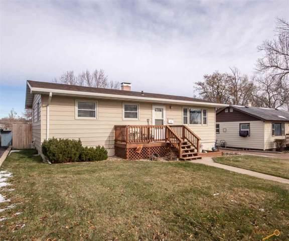 914 Van Buren, Rapid City, SD 57701 (MLS #146656) :: Dupont Real Estate Inc.