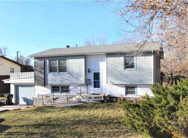 402 Albany Ave, Hot Springs, SD 57747 (MLS #146663) :: Christians Team Real Estate, Inc.