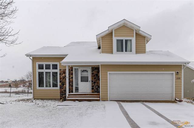 1206 Clover Ridge Ct, Rapid City, SD 57701 (MLS #146667) :: Dupont Real Estate Inc.